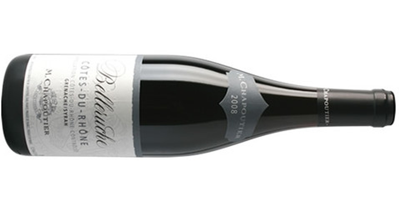 M. Chapoutier Côtes du Rhône Belleruche Rouge